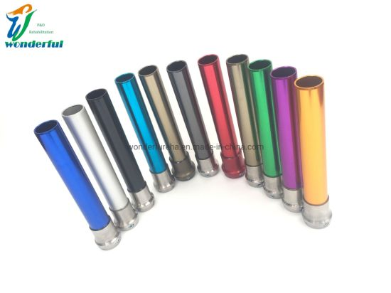 Prosthetic Component 200mm Various Colours Tube Adaptor Prosthesis