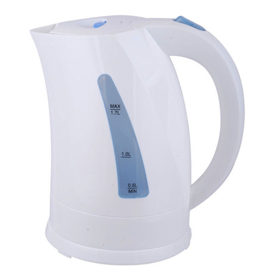Plastic Electric Kettle with LED Light
