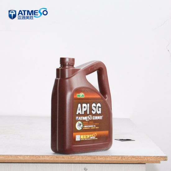 Infinite Power of Zhijing Engine API Sg Hydrotreating Engine Oil Dky075