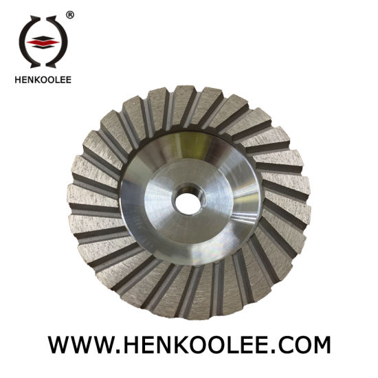 Dry and Wet Type Diamond Cup Wheel/Grinding Wheel/Diamond Tool for Granite