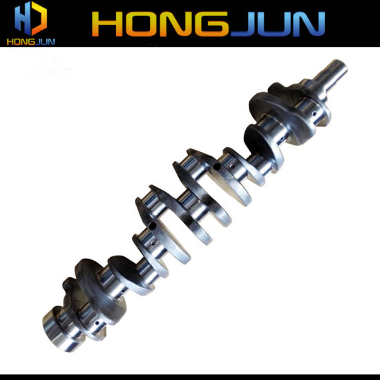 Isuzu Diesel Engine Crankshaft for Isuzu 6bg1 Engine Crankshaft