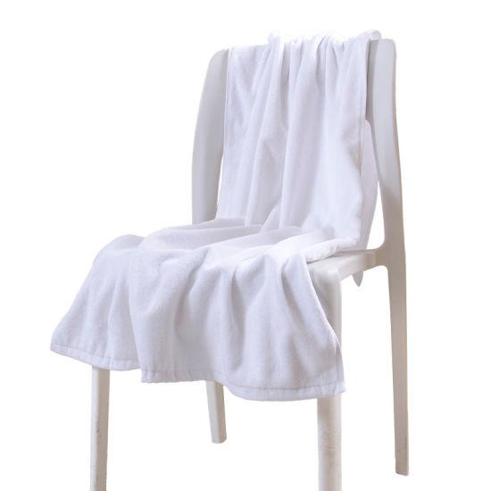 100% Cotton Cheap Terry Hotel Bath Towel (DPF2437)