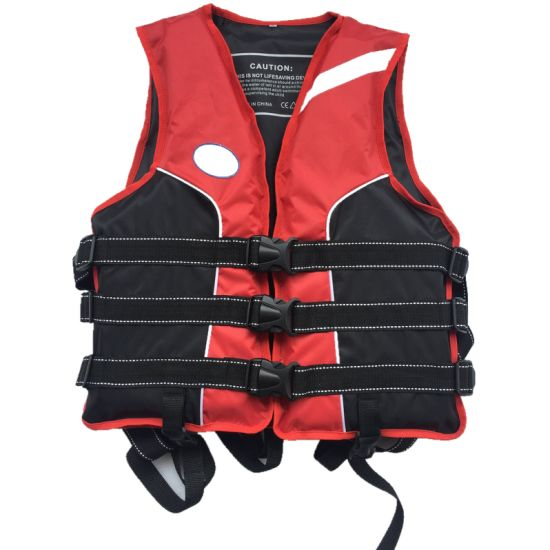 Strong and Durable Life Jacket, Safety Vest, Floating Jacket,