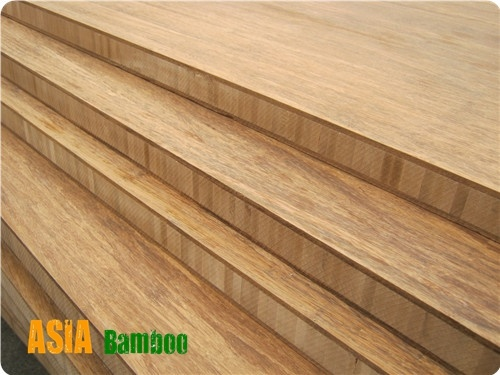 Furniture Grade Strand Woven Bamboo Plywood pictures & photos