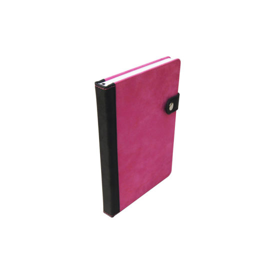 Customizable A5 Leather PU Notebook pictures & photos