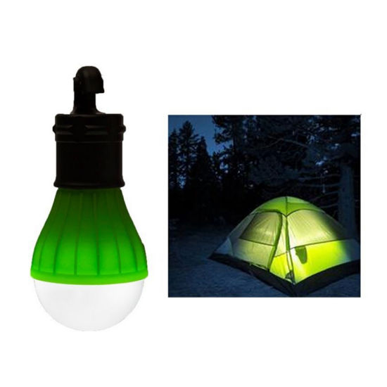Outdoor Camping Light 3 LED Camping Lantern Bulb for Camping Hiking Use pictures & photos