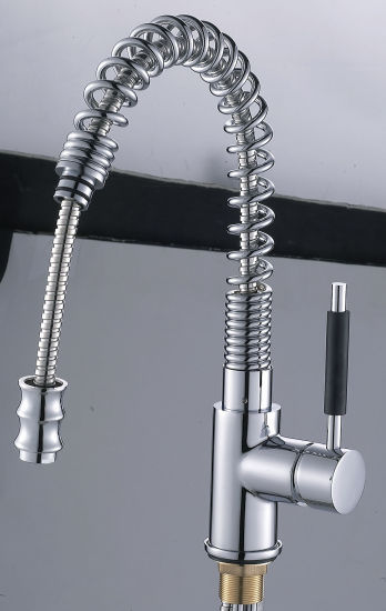 Flg 2017 High Quality Kitchen Pull out Faucet Taps