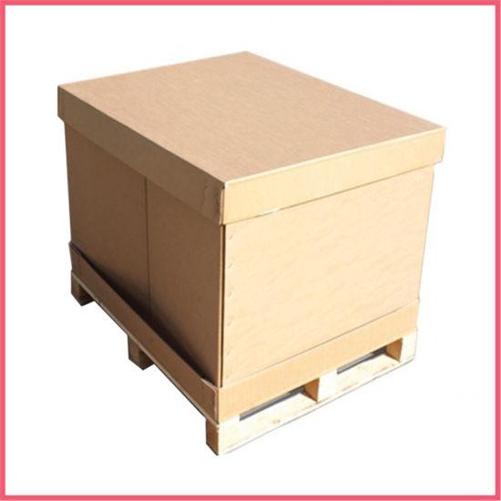 Custom Printed Corrugated Paper Packaging Pallet Carton Box