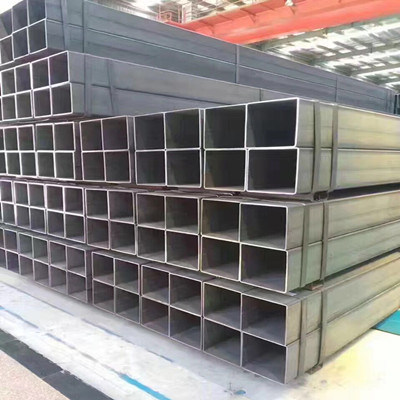 Steel Tube Wholesale Round ERW Carbon Welded Steel Tube Prices pictures & photos