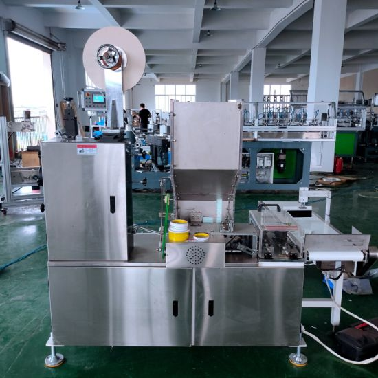 High Speed  Automatic Individualstraw Packaging Machine
