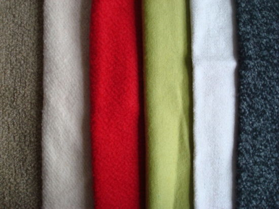Wool Blenched Fabric pictures & photos