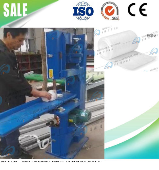 Trade Assurance Supplier Cotton Webbing Tape Slitting Machine / Tape Roll Cutting Machine/ Medical Gauze/Cotton Roll Bag Packing Machine