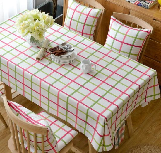 New Hot-Selling Striped Cotton Table Cloth