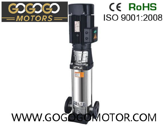 High Pressure Vertical Multistage Centrifugal Water Pump for Heavy Duty Cdlf