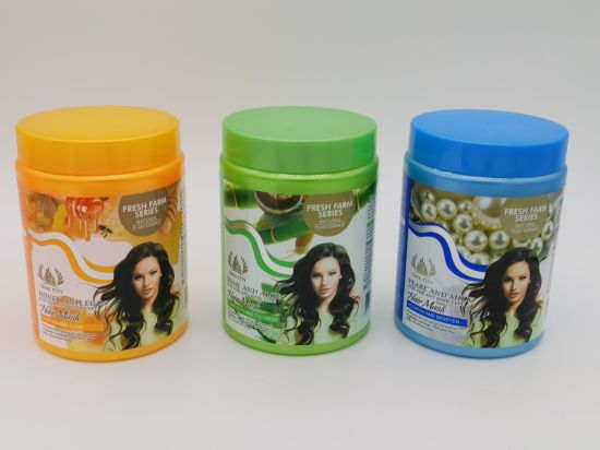 China Tree City 1000g Olive Natural Hair Mask Keratin Treatment China Hair Treatment And Hair Cream Price