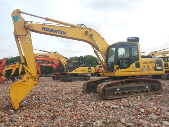 Used Komatsu PC200-8 Excavator for Sale, Used Komatsu PC200-8 Excavator, Komatsu PC200-8 PC210-8 PC220-8 PC230-8 PC240-8 Series Digger on for Sale