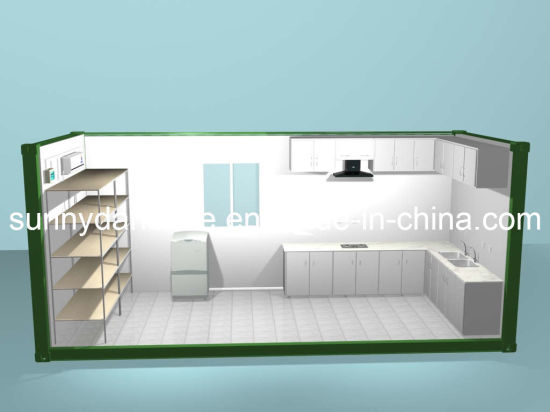 Prefab Home Design (SUNNY5-6-1)