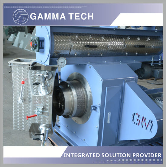 Gamma Tech Large Capacity Poultry Feed Pellet Mill for Animal Livestock Cattle/ Best Feed Machine in China