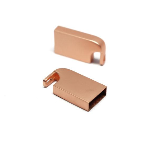 Smart Waterproof Mini Metal USB 2.0 3.0 Memory Flash USB Stick Pen Drive 8GB 16GB (UL-M117)