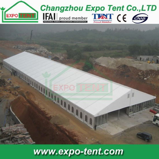 30X100m Big Span Outdoor Exhibition Canopy Tent for Sale pictures & photos