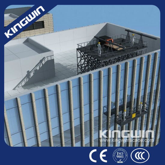 Innovative Facade Design and Engineering - Unit Glazing Curtain Wall pictures & photos