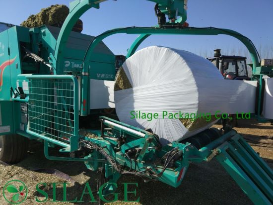 High Quality UV Agricultures Bale Silage Wrap Film pictures & photos