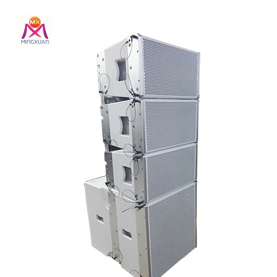 """Active 10"""" Line Array Outdoor Concert Stage Sound System"""