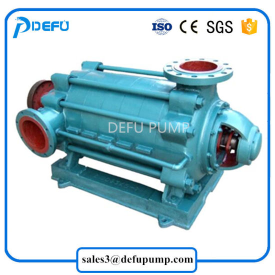 China High Head Horizontal Multistage Boiler Feed Water Pumps for