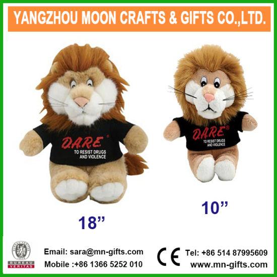 "10"" Daren Lion"
