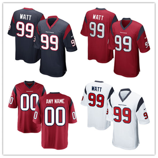 info for 2d703 f790c Men Women Youth Texans Jerseys 99 J. J. Watt Football Jerseys