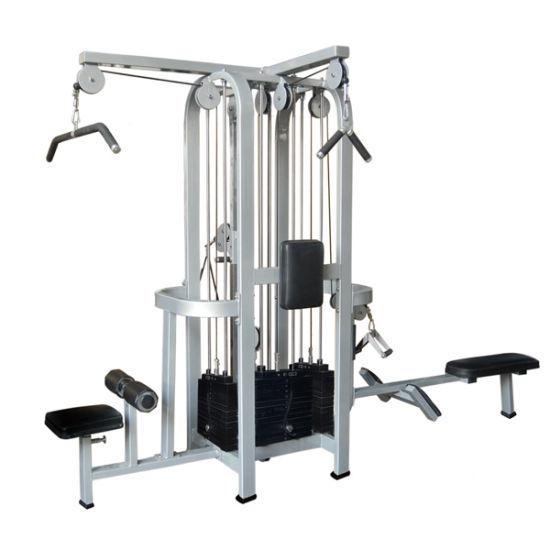 Fitness Equipment/Gym Equipment for Multi Jungle 4-Stack (FM-2004)