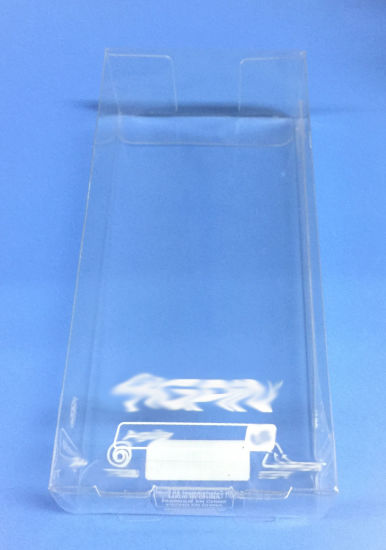 Clear Plastic Gift Box for Christmas Packaging (B01)