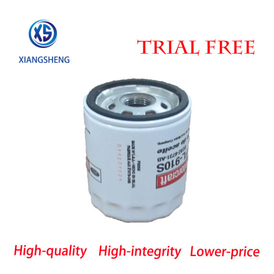 China Auto Filter Manufacturer Supply Car Engine Parts Lubrication