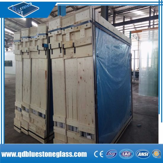 8.76mm Tempered Laminated Glass with Own Factory