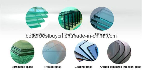 Top Quality Sliding/ Casement/ Swing/ Folding UPVC Window pictures & photos