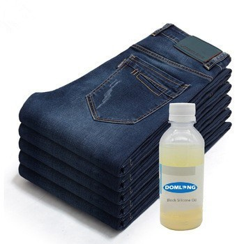 Durable Smooth Feel Amino Silicone Oil for Jeans Textile Auxiliary Agent Guangzhou Chemicals