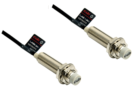 Inductive long Cylinder Proximity Switch (LJM8 Series)