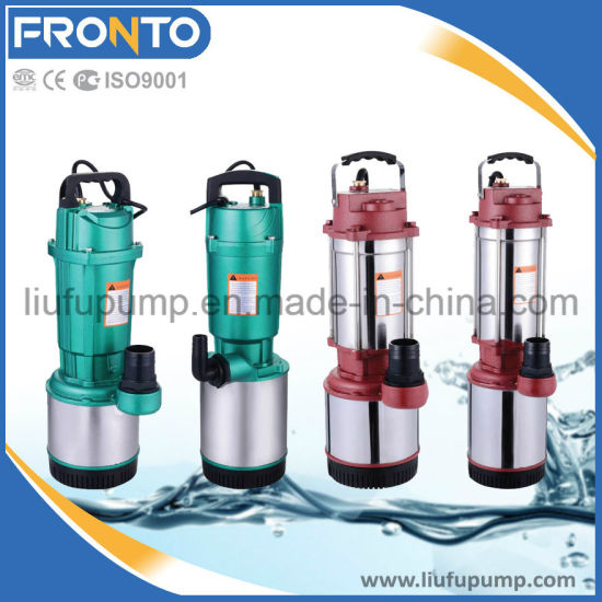 Stainless Steel Multistage Pump Submersible Pump for Clean Water