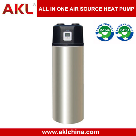 Newest Air to Water All in One Solar Heat Pump Water Heater