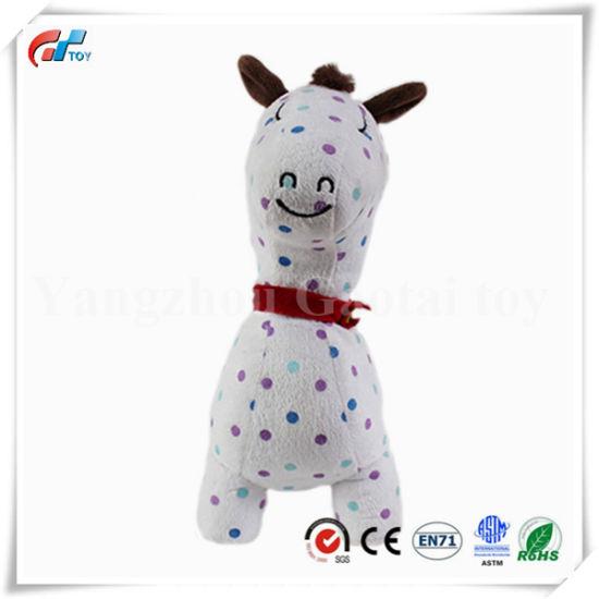 Cute White Pony Soft Toy