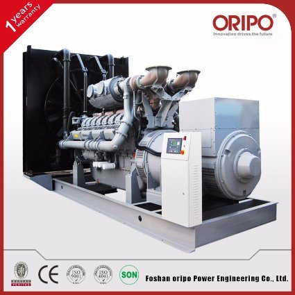 China 440kVA/352kw Portable Diesel Generator with Motor Engine Parts ...