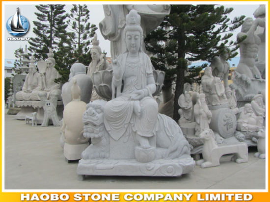 Stone Kuanyin Statue Buddha Sculpture pictures & photos