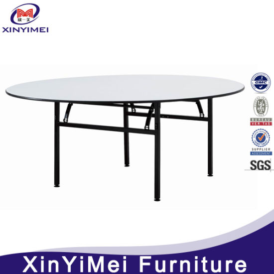 Hot Sale Folding Used Round Banquet Tables For Sale