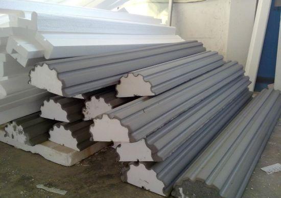 EPS Balustrade Railing Pillar Columns Classic for Building Construction
