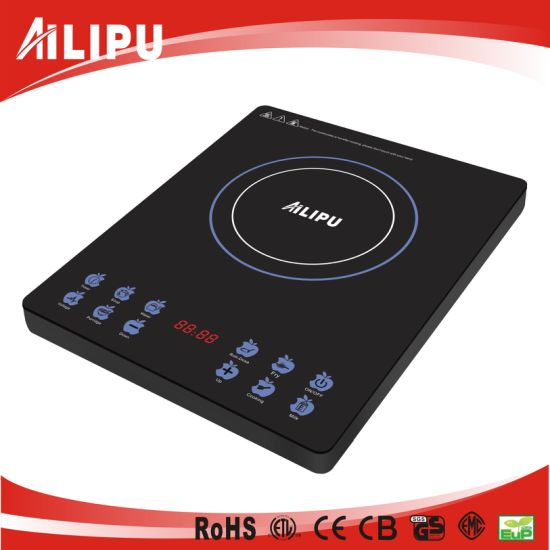 New Product of Kitchenware, Big Induction Cooker, Electric Cookware, Induction Plate, Touch Control (SM-A11C)