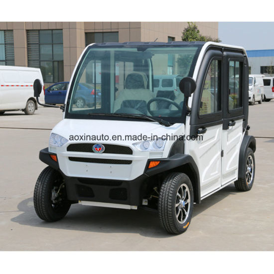 A7 Street Electric Car with 4 Seater