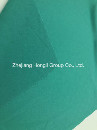 New Product, Beautiful 100% Polyester Fabric for Ladies' Garment