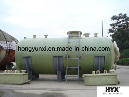 China FRP Tanks with Various Shapes - China FRP Tank, Gfrp Tank