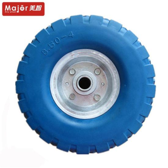 EVA Foam Tyre Solid Wheelbarrow Wheel 3.50-4
