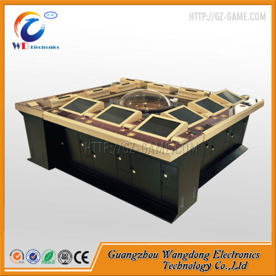 Imported Wheel Electronic Roulette Machine for Sale pictures & photos